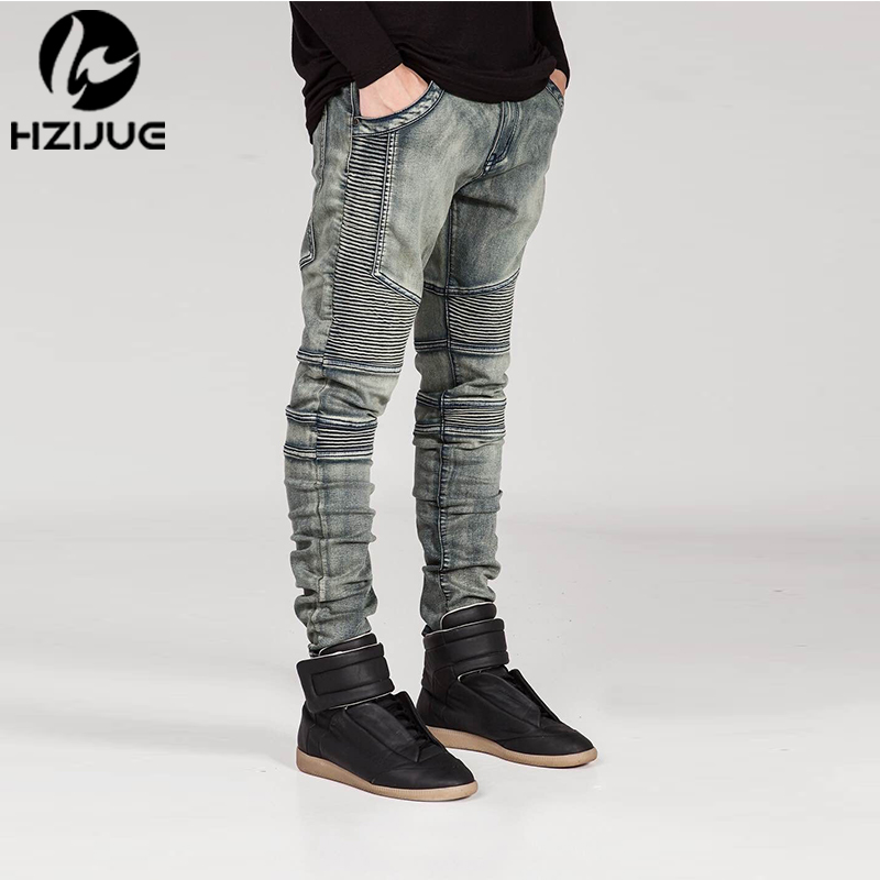 Slim Black Jeans Mens