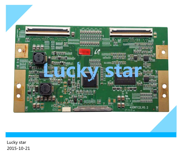 все цены на 98% new good working High-quality original for board TLM4033D LCD LTA400WT-LF2 board 400WTC2LV0.2 T-con logic board онлайн