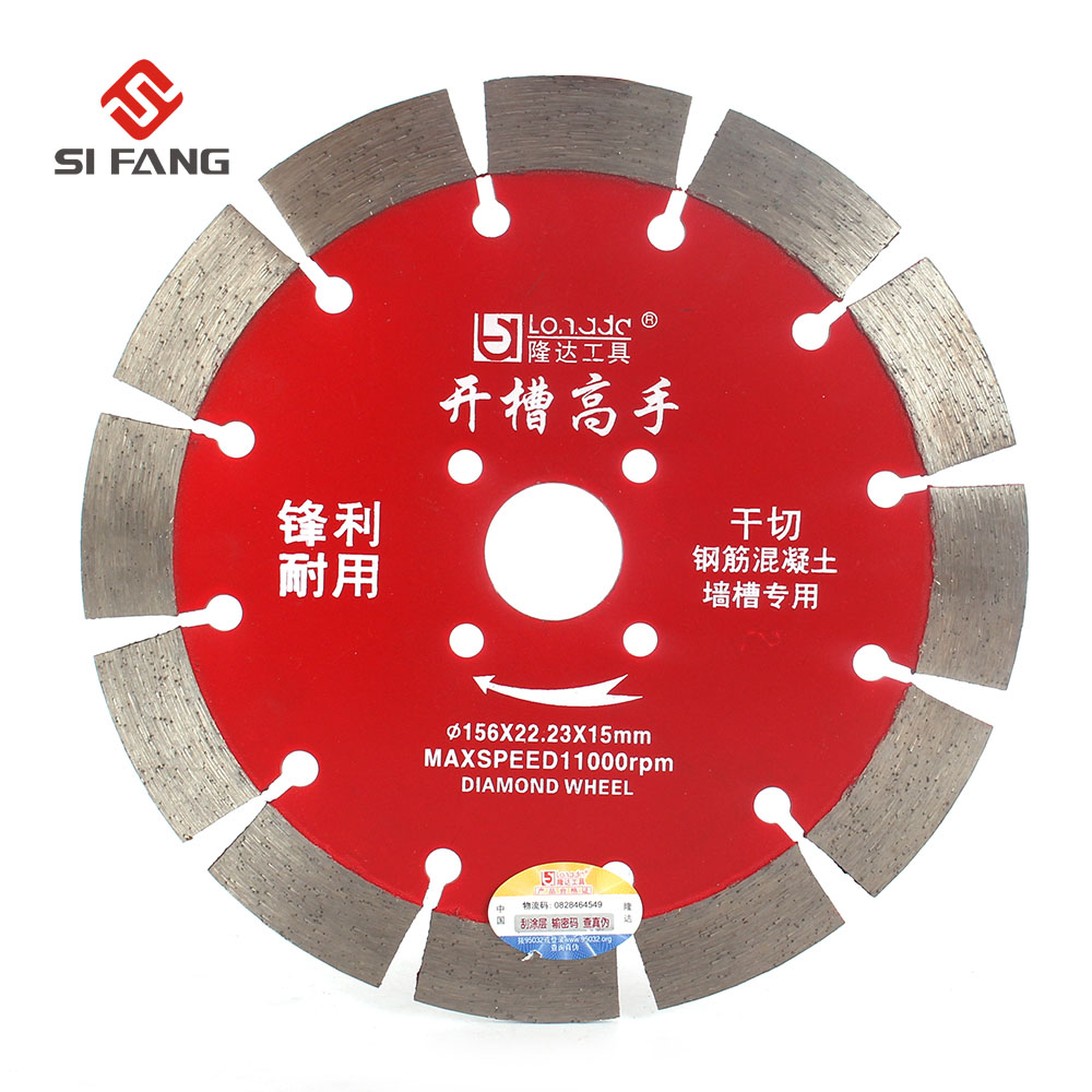 125mm/156mm/188mm/230mm Diamond Saw Blade Wheel 125mm Cutting Disc For Concrete Marble Masonry Tile  Engineering Cutting