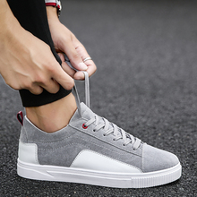 2018 New Style Mens Shoes Korean Breathable Board Student Fashion Casual Size Plus 39-44 5
