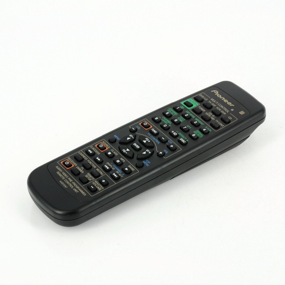 New Original A/V Home Theater Remote Control AXD7247 FOR Pioneer VSX-D309 VSX-D409 VSX-D510 VSX-D209 VSX-D511 VSXD3 VSX-D609 pioneer home theater system mcs 434 japan import