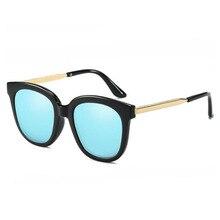 2018 New Style Women Brand Designer Cat Eye Polarized Sunglasses 100% UV Protection