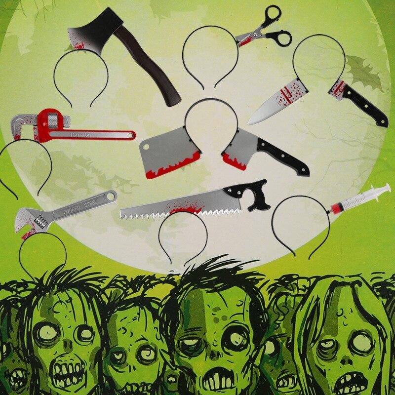 Halloween Decoration Horror Scary Prank Toy Halloweeen
