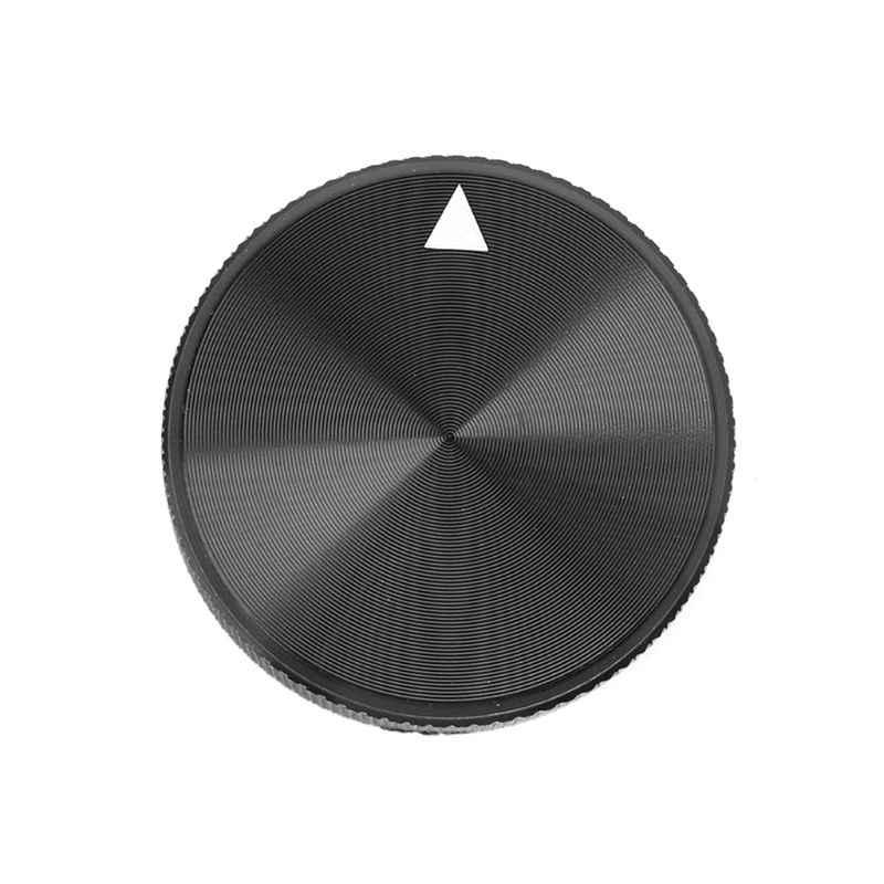 30x17mm potentiomètre bouton capuchon contrôle du Volume en aluminium encodeur multimédia haut-parleurs pièces de rechange pour HIFI Audio amplificateur Musical