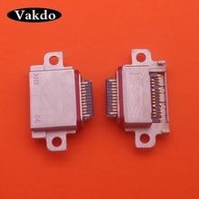 10 шт./лот для Samsung Galaxy S10 / S10 Plus / S10 SE, разъем для зарядного устройства, микро USB разъем, микро USB разъем