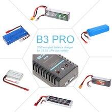 Chargeur d'équilibre de voiture RC B3 PRO 20 W 2 S 3 S Compact pour la vie batterie Lipo RC quadrirotor