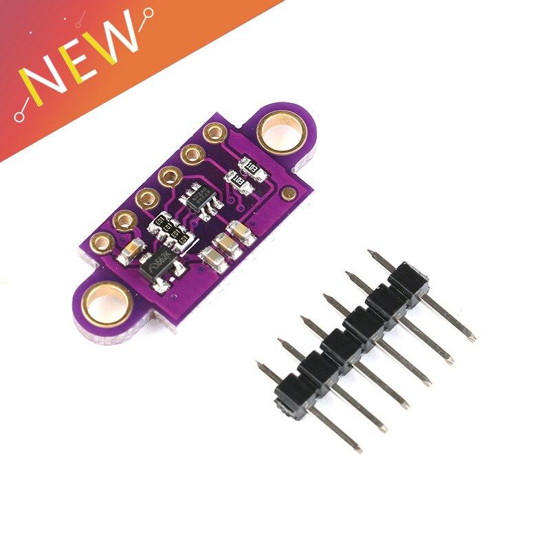 Laser Ranging Sensor VL53L0X Time-of-Flight (ToF) Distance Measurement Module 2.8 - 5V I2C IIC Communication For Arduino
