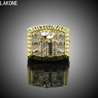 Championship Rings 1999 Florida State Won The Ncaa Football Championship Rings Sports Fans Rings Men Gift