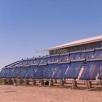 Солнечный коллектор нагреватель с герметичными трубками стеклянная трубка 300L