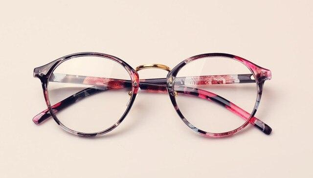 DRESSUUP Cute Style Vintage Glasses Women Glasses Frame ...