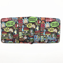 Rick And Morty UNISEX Wallet