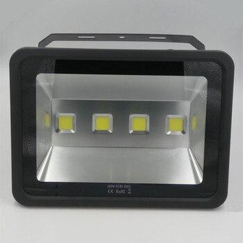 10 Teile/los 2016 LED Reflektor Flutlicht 200 Watt Lampe Luminaria Projektor Gebäude LED Flutlicht