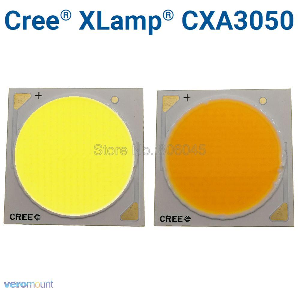 Cree XLamp CXA 3050 CXA3050 100W COB EasyWhite 5000K Warm White 3000K Ceramic COB Chip Diode LED Array With Or Without Holder