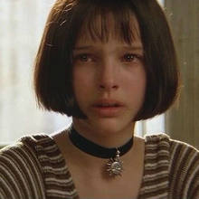 Vintage Women gothic leon the professional mathilda necklace black velvet ribbon Retro sun choker necklace free shipping(China)