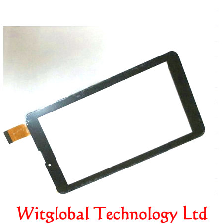 Witblue Touch screen For Irbis HIT TZ49/ TZ43/ TZ44/ TZ45/ TZ46 TZ709 3G tablet touch panel digitizer Glass Sensor replacement zealot b19 bluetooth 4 1 headphones with mic digital display stereo fm radio