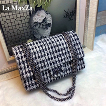 2017 lady's luxury brand kilobird genuine leather handbag