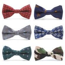 Детский галстук-бабочка, Камуфляжный цвет, дизайн черепа, вечерние, для выступлений, галстук-бабочка, Цветочная свадьба, Gravatas для детей, для мальчиков, нашейный бант для девочек