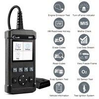 Launch X431 Creader 5001 Full OBD2 Automotive Scanner CR5001 Car Diagnostic Tool OBDII OBD 2 Code Reader Engine Scanner cr5001