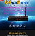2016 el más nuevo HiMedia A8 Android TV Box RK3368 8 core / Octa-Core 64 Bit 3D 4 K UHD 1 G RAM 8 G ROM Network Media Player + Metal Shell