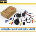 CCD Night Vision / Car Rear View Camera / HD Back Up Reverse Camera / For Toyota Verso R20 2009~2014 / Power Relay Filter