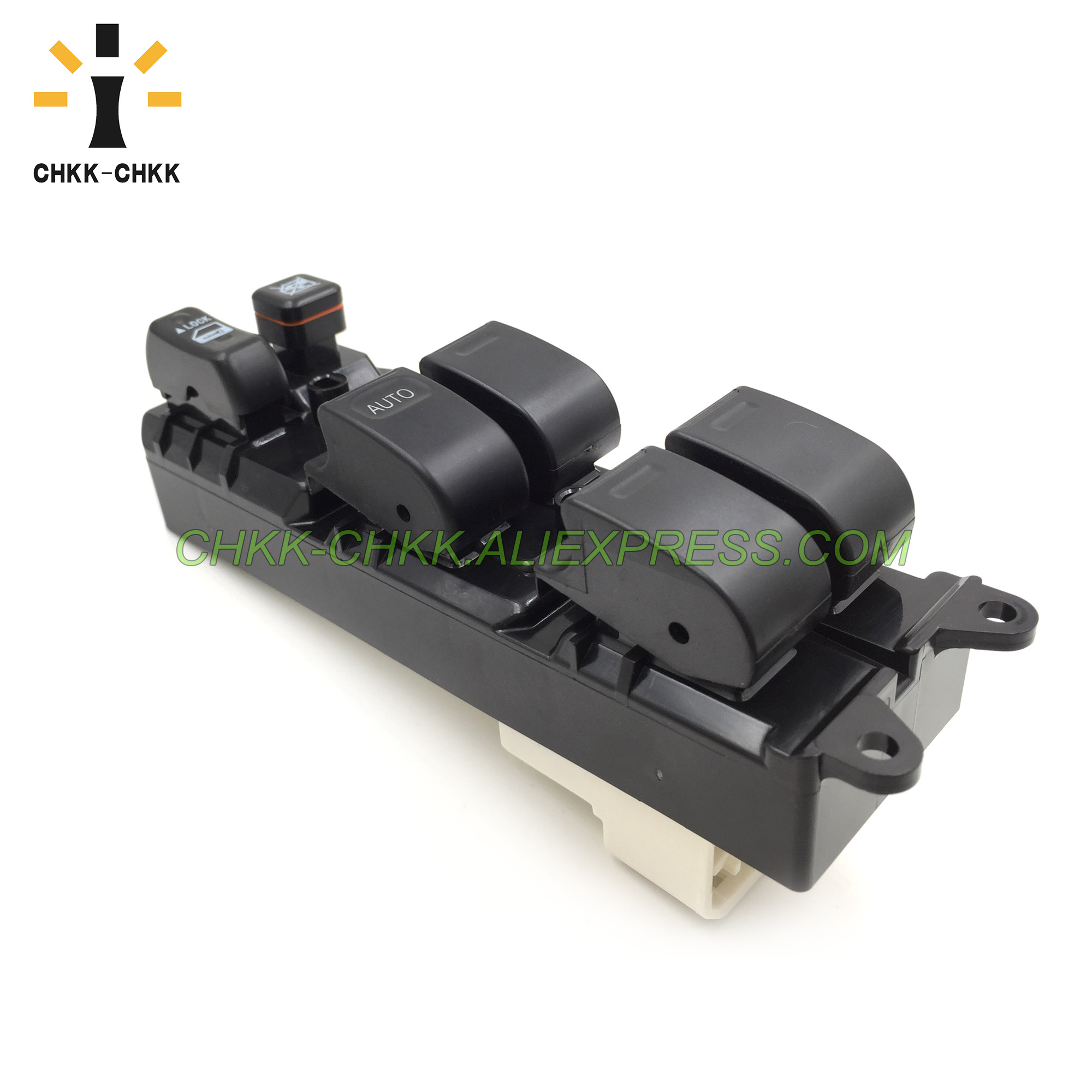 CHKK-CHKK 84820-33180 Master Power Window Switch for Toyota Camry 02-05 2.4L 3.0L 8482033180