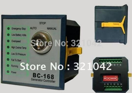 цена на GTR-168 Generator Controller Auto Start and Stop Function