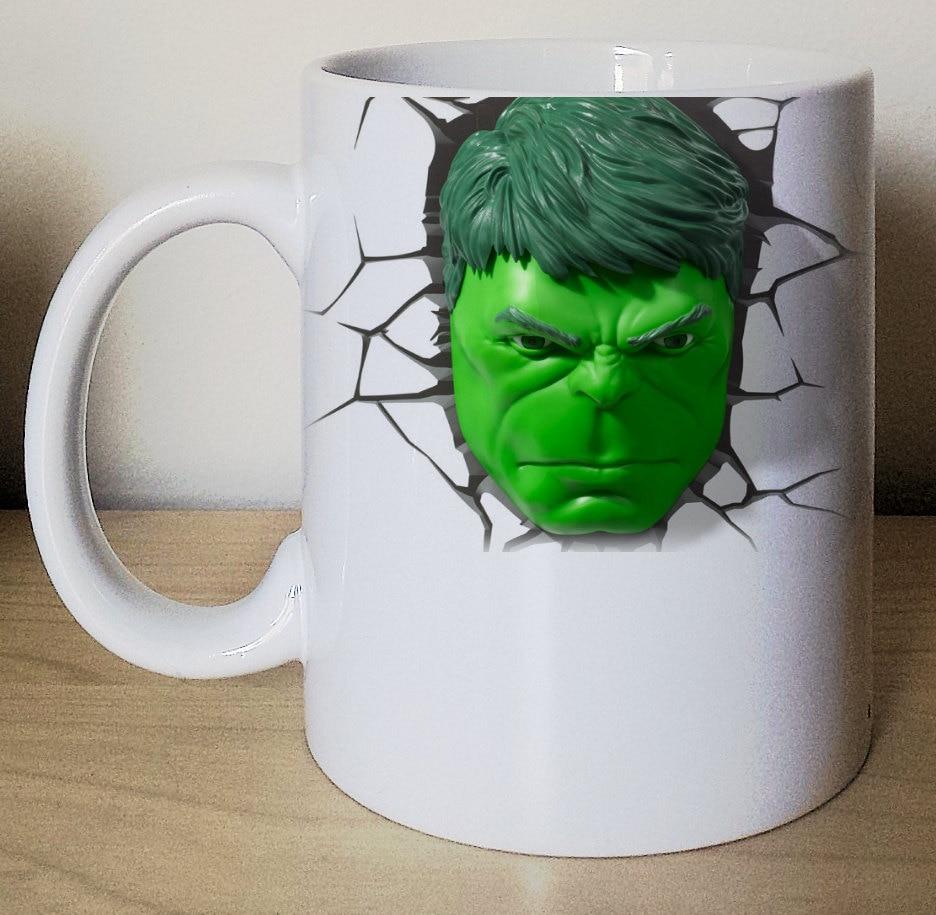 Medium Of Hulk Coffee Mug