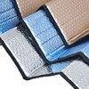 140 70cm Thicken Foam Aluminum Foil Windshield Sun Shade For Auto Front Window