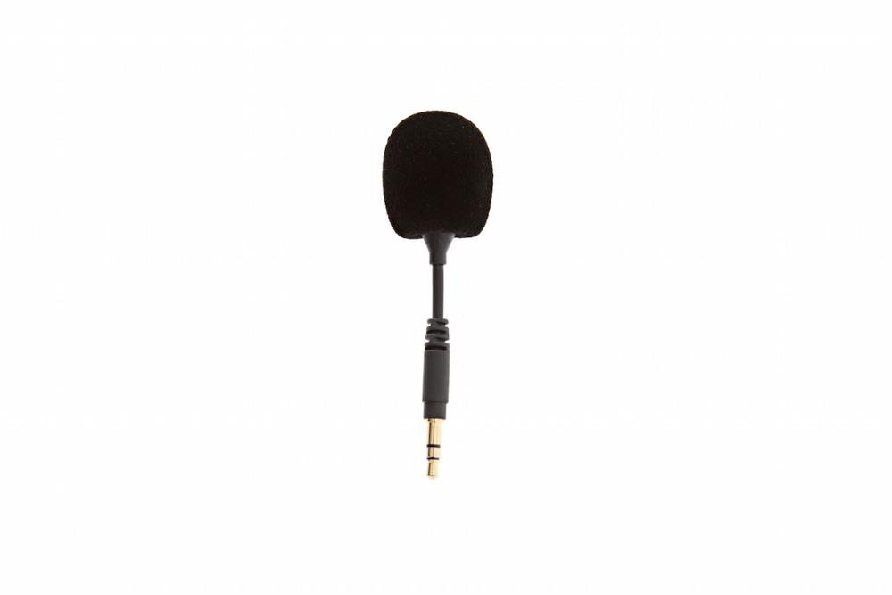 LeadingStar OSMO FM-15 Flexi 3.5 Mm Microphone Osmo Pocket Mic Compatible With Osmo Pocket And Osmo Series