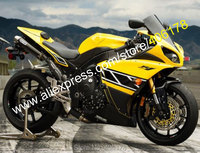 Hot Sales,Yellow Black For Yamaha YZF1000 R1 2009 2010 2011 YZF R1 YZF 1000 YZF R1 09 11 Motorcycle Fairing (Injection molding)