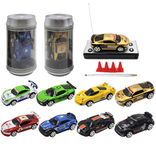 цена на RC Car 8 Colors 20KM/H 1:58 Mini Car Remote Control car RC Micro Racing Car 2 Frequencies Toy for Children boys for 6 year old