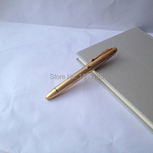 WOW new luxury golden color roller pen special unique Christmas gifts for women cute your girlfriend and lover