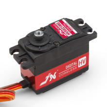 JX PDI-HV5921MG 20KG High Precision Metal Gear Voltage Digital Coreless Standard Servo