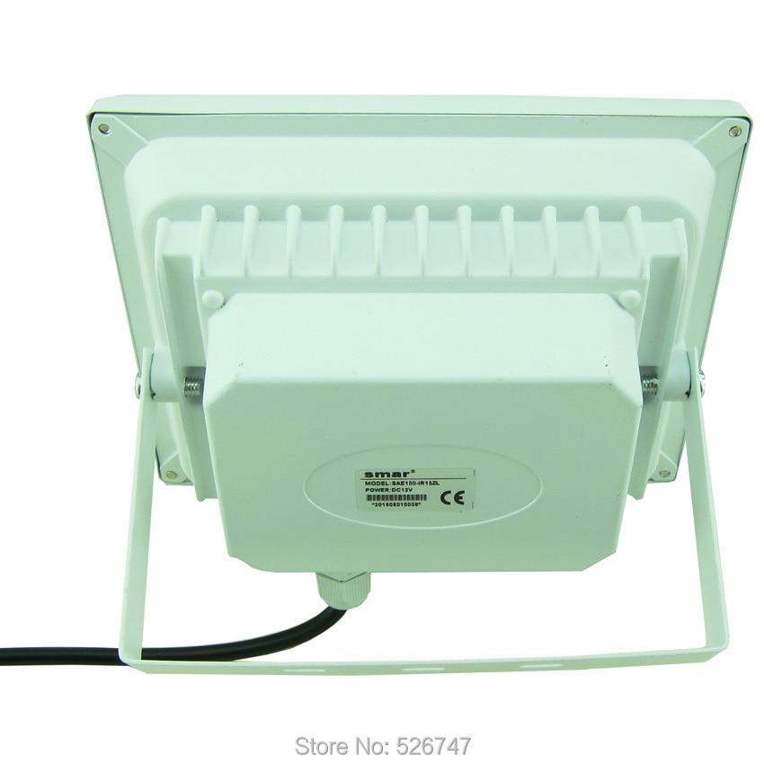 Night vision 8 LED Array IR Infrared Illuminator Lamp SAE100-IR8ZL-5