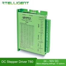 Rtelligent Nema 23 Digital Closed Loop Stepper Motor Driver Stepper Driver for Nema Stepper Motor 3D Printer Cutting Machine