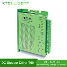 Rtelligent Nema 23 ดิจิตอลปิด Loop Stepper มอเตอร์ Stepper Driver สำหรับ Nema Stepper มอเตอร์ 3D เครื่องพิมพ์ตัดเครื่อง
