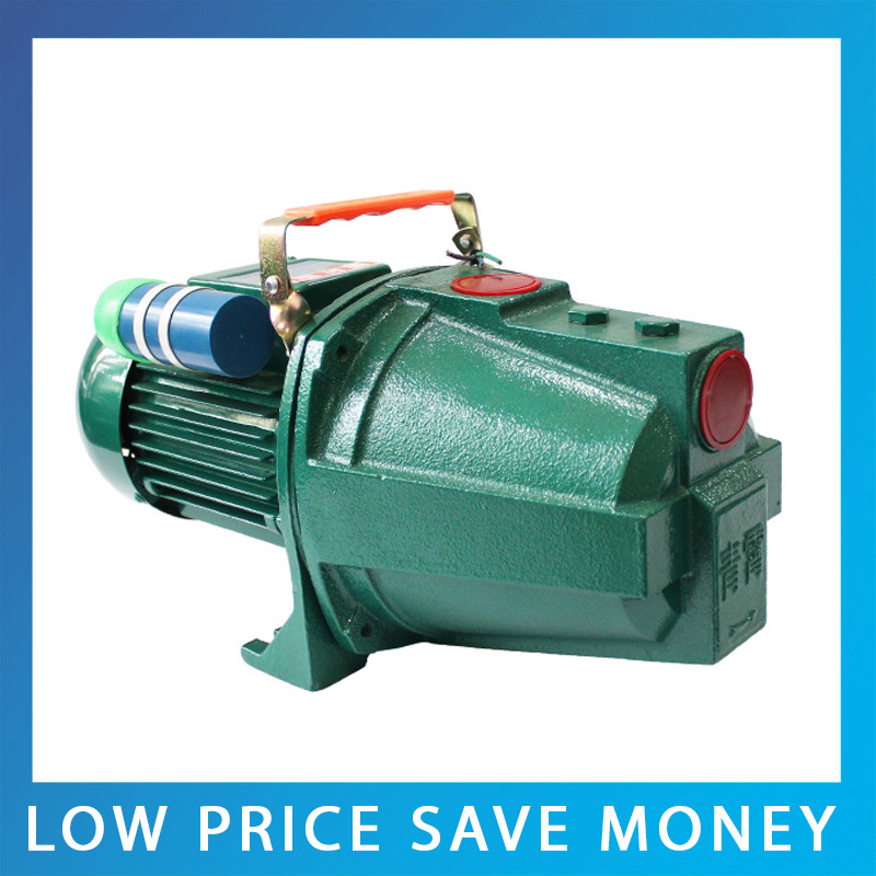 9.19 0.75kw Self-priming Water Pump For High-rise Wells In The River/Lake 220V Household Jet Garden Pump 4.5m3/h Big Capacity