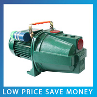 9.19 0.75kw Self priming Water Pump For High rise Wells In The River/Lake 220V Household Jet Garden Pump 4.5m3/h Big Capacity