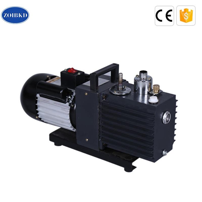 Lab Equipment Mini 2XZ-B portable Type Vacuum Pump Rotary Vane pump sale price цена