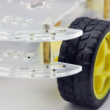 RC 4WD Smart Robot Car Chassis Kits for Arduino