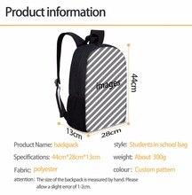 Cool Iron Man Backpack School Shoulder Bag Superman Backpacks For Teenager Student Boys Men's  Book Bag Mochila