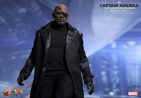 Hot Toys MMS315 Captain America: The Winter Soldier 1/6th scale Nick Fury Collectible Figure Specification