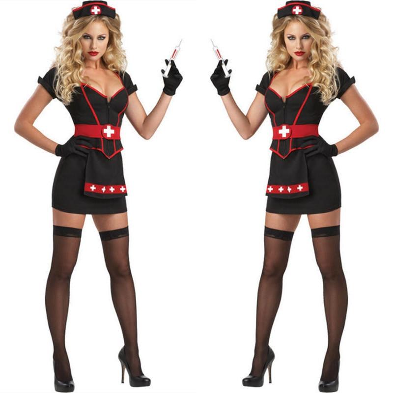 Black sexy cat women cosplay costume halloween spandex bodysuit adult child mask