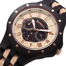 BEWELL Mens Watches, Male Business Wood Watch, Man Dress Quartz Watch, Waterproof Date Fashion Wrist watch relojes hombre 2016