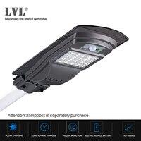 Solar Street Light motion sensor auto switch at night Outdoor Lighting radar induction waterproof LED Solar Garden Light