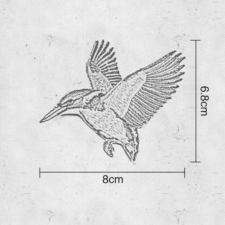 Qepa e qëndisjes së zogjve - Arte, zanate dhe qepje - Foto 4