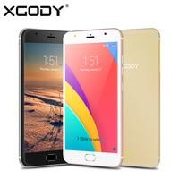XGODY D11 5 5 Inch 3G Smartphone MT6580 Quad Core 1GB RAM 8GB ROM Android 5