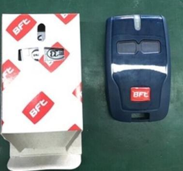 for BFT MITTO B2 B 2 RCB02 R1 gate key fob remote control 433,92 MHz цены онлайн