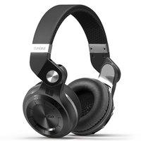 Orignal Bluedio T2 Foldable Over The Ear Bluetooth Headphones BT 4 1 FM Radio SD Card