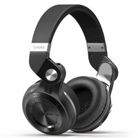 Orignal Bluedio T2 Foldable Over The Ear Bluetooth Headphones BT 4 1 FM Radio SD Card